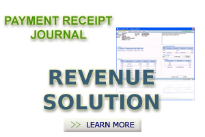 Payment Receipt Journal